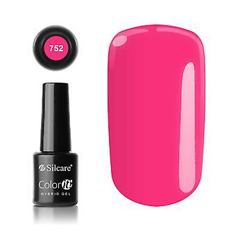 Gel Polish-Color IT-* 752 8g UV Gel/LED