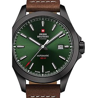 Swiss Military SMA34077.12 automatic 42mm 10ATM