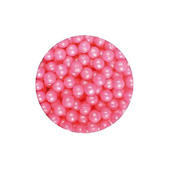 Purple Cupcakes 7mm Pearls - Pink - 90g