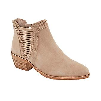 Vince Camuto Pippsy Suede bootie, 7,5 kaki/