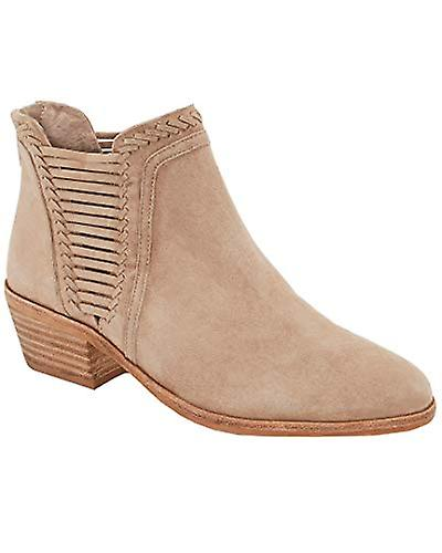 Vince Camuto Pippsy Suede Bootie, 7.5 Khaki / IQQG6