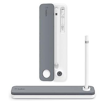 Belkin Apple карандаш случае стенд стоять стабильной горе Сандерс белый серый