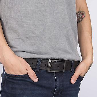 Levi's Men's Levi's 1 9/16 in. Reversible Belt (Regular, Brown/Black, Size 44