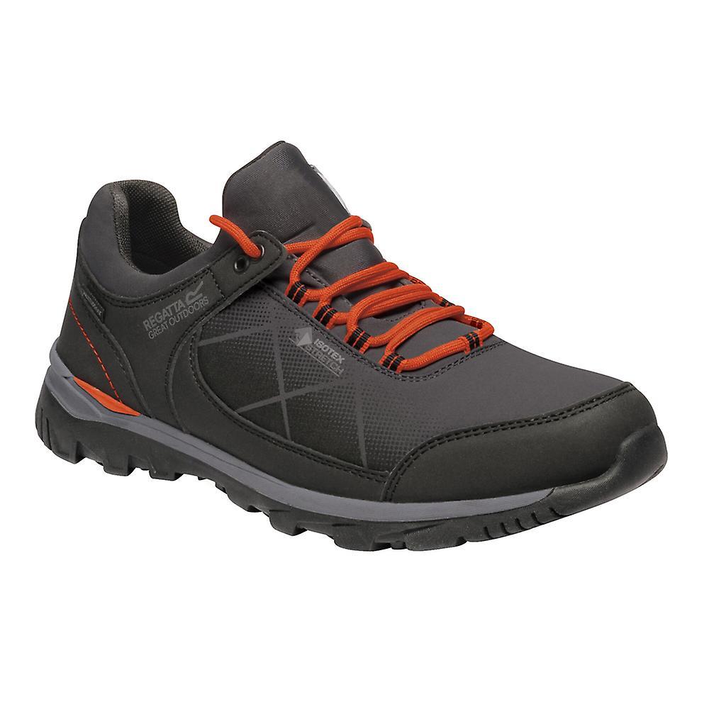 Regatta Mens Highton Stretch Vanntett Walking Shoe