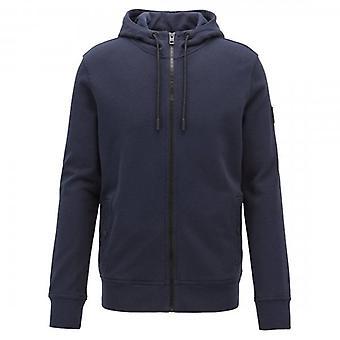 Boss Orange Boss Zounds Hoody Sweatshirt Navy 404 50402391