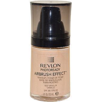 Photoready av Revlon Airbrush effekt Makeup 30ml vanilje #002