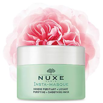 Nuxe Insta-masque Masque Purifiant + Lissant 50 Ml Para mulheres