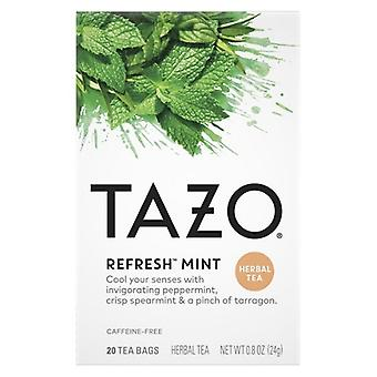 Tazo Herbal Tea Refresh Mint