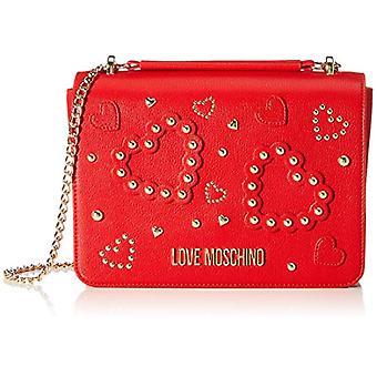 Love Moschino Jc4031pp1st Red Women's Cross bag (Red) 7x19x27 cm (W x H x L)