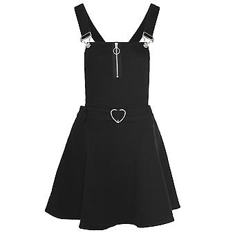 Jawbreaker Clothing Love Me Right Dungaree Style Dress