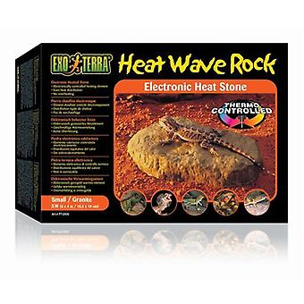 Exo Terra Heat Wave Rock Electronic Heat Stone (Reptiles , Heaters , Heated Rocks)