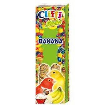 Cliffi Canary Egg Sticks / honey 2Pz/60Gr.cliffi (Birds , Bird Treats)
