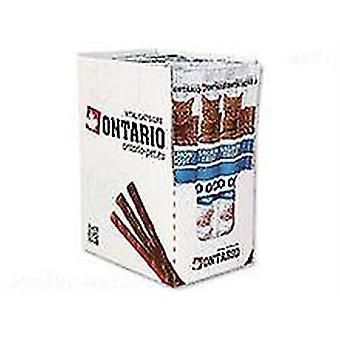 Ontario Stick Saumon & Truite 5 gr (Chats , Snacks et friandises , Sticks et bâtonnets)