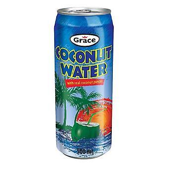 Grace Coconut Vatten-( 500 Ml X 24 flaskor )