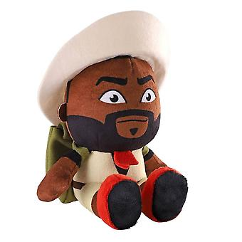Jumanji Franklin 'Mouse' Finbar (Fridge's Avatar) Plush Toy