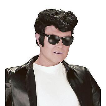 Bristol Novelty Mens Greaser Wig