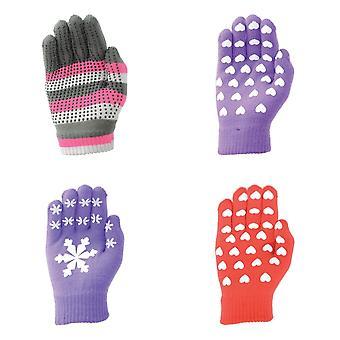 Hy5 voksne Magic mønstrede handsker