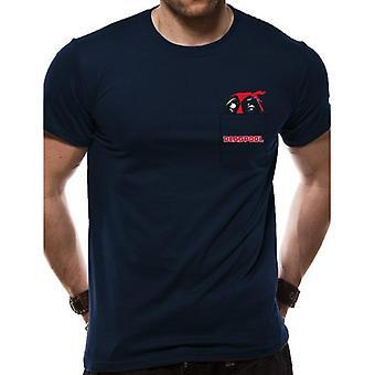 Deadpool Mens T-shirt