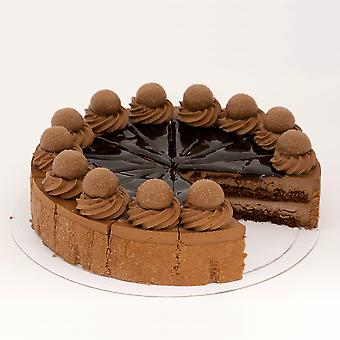 Country Range Frozen Chocolate Truffle Gateau