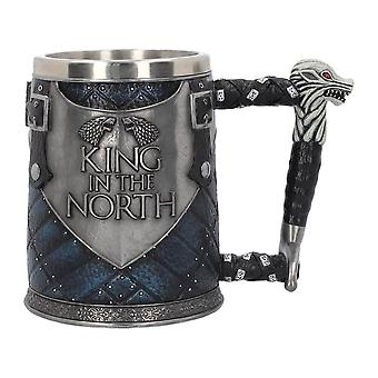 Game of Thrones König des Nordens Tankard