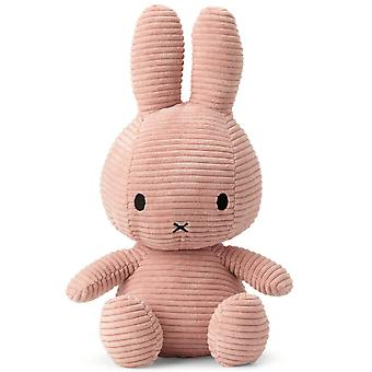 Miffy Large Bunny Corduroy Soft Toy, Pink