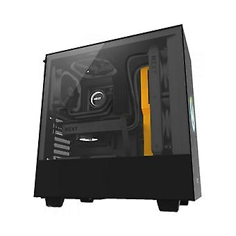 Micro ATX/Mini ITX/ATX Midtower Case NZXT H500 Edition overwatch USB 3,0 zwart