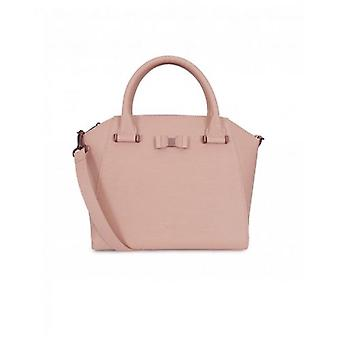 Ted Baker Accessories Textured Leather Bow Tote Bag