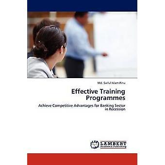Effective Training Programmes by Pinu & Md. Saiful Islam