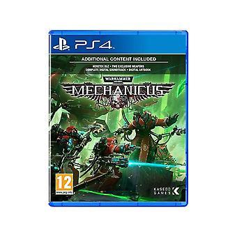 Warhammer 40,000: Mechanicus PS4