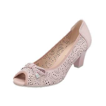 Caprice N/A Women's Pumps Pink High Heels Stilettos Heel Shoes