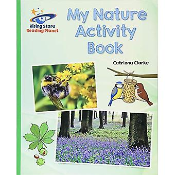 Reading Planet - My Nature Activity Book - Green - Galaxy by Catriona