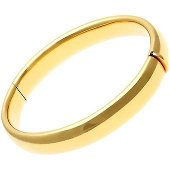 Women's Bracelet - Gold Plated - Silver Sterling 925 - Glass