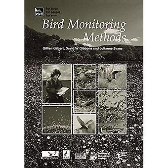 Bird Monitoring Methods: A Manual of Techniques for Key UK Species