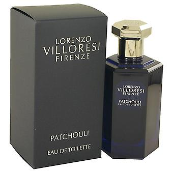 Lorenzo Villoresi Firenze Patchouli Eau De Toilette Spray By Lorenzo Villoresi 3.3 oz Eau De Toilette Spray