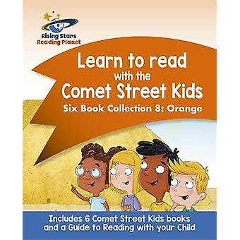 Reading Planet - Learn to read with the Comet Street Kids Six Book Col