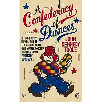 A Confederacy of Dunces by John Kennedy Toole - Walker Percy - 978024