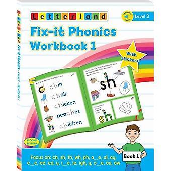 Fix-it Phonics - Level 2 - Workbook 1 (2nd Edition) by Lisa Holt - 97