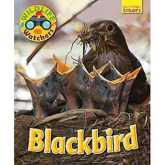 Wildlife Watchers Blackbird by Owen & Ruth