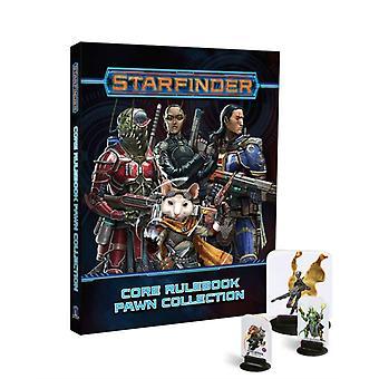 Starfinder Pawns Starfinder Core Pawn Collection by Paizo Staff
