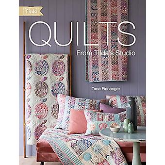 Quilts from Tilda's Studio - Tilda Quilts and Pillows to Sew with Love