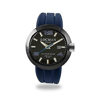 Locman - Wristwatch - Men - CHANGE - 0425BKCBNBL0SIB-KS-B