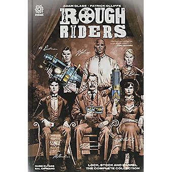 ROUGH RIDERS - LOCK STOCK AND BARREL - THE COMPLETE SERIES HC by Adam