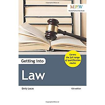 Getting into Law by Emily Lucas - 9781912943166 Book