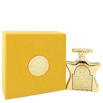 Bond Nr. 9 Dubai Gold Eau De Parfum Spray von Bond Nr. 9 3.4 oz Eau De Parfum Spray
