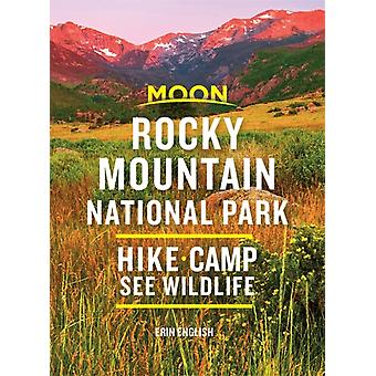Moon Rocky Mountain National Park Second Edition by Erin English