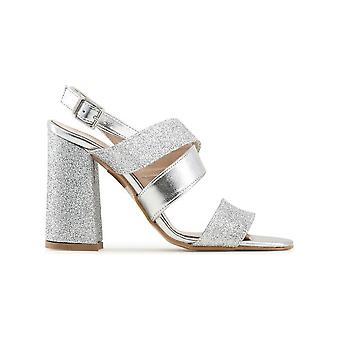 Made in Italia - Shoes - Sandal - VERA_ARGENTO_GLITTER - Ladies - Silver - 40