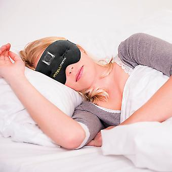 Intellinetix Vibrating Therapy Eye Mask, Universal, Headache & Sinus Pain Relief