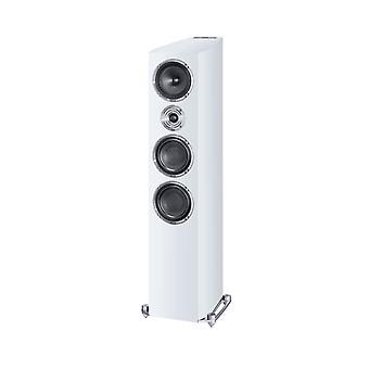 B Ware Heco Celan Revolution 7, 3-weg basreflex vloerstaande luidspreker, wit, 1 stuk