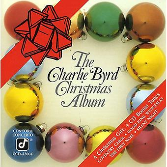 Charlie Byrd - Christmas Album [CD] USA import