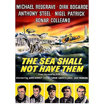 Sea Shall Not Have Them [DVD] USA import